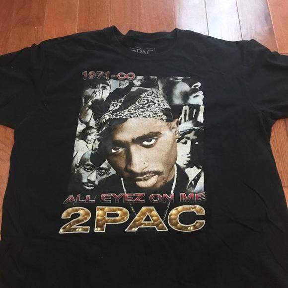 neues Design Online-Shop neue sorten 2Pac T-shirt